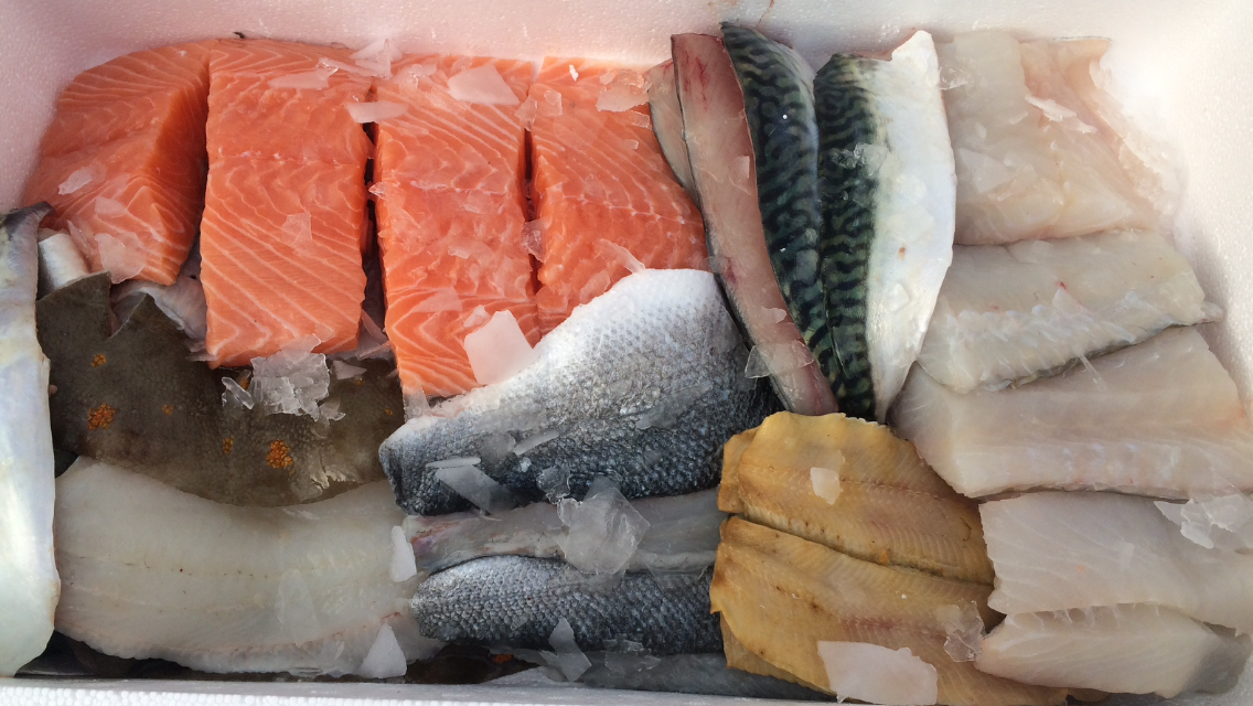 Oily fish box | Selected Fish Boxes, Fish High in Omega 3 ...