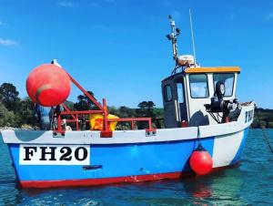 scallop boat